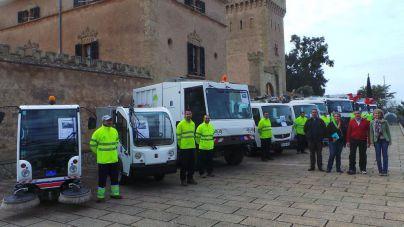 Andratx estrena camiones de recogida selectiva