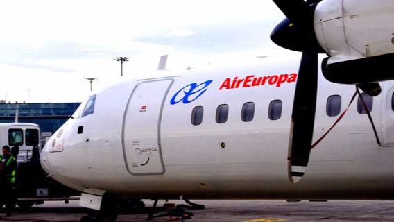 Air Europa relanza la tarifa de 45 euros para los interislas en fin de semana
