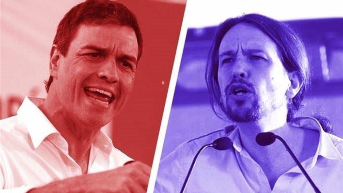 PSOE, Podemos, Compromís e IU se reunirán este lunes