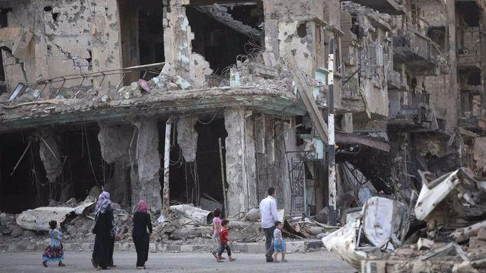 'Principio de acuerdo' para un alto el fuego en Siria