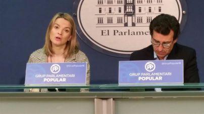 El PP denuncia que el Govern