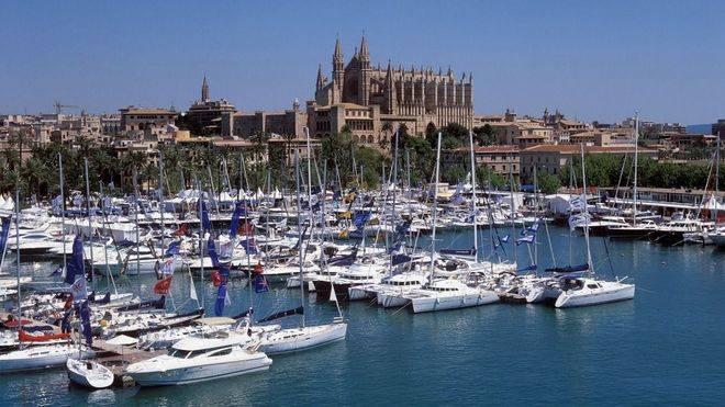 Vivir en Palma es un 14,5% más caro que en la media española