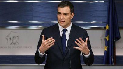 El debate de investidura de Pedro Sánchez se adelanta al 1 de marzo