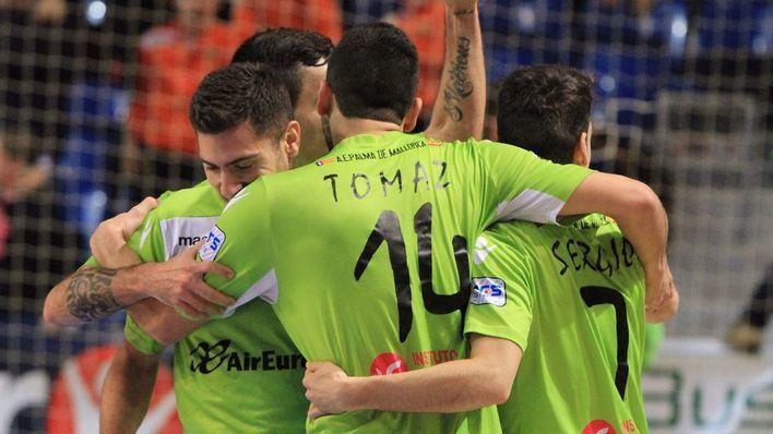 El Palma Futsal logra la gesta y jugará la final de la Copa del Rey