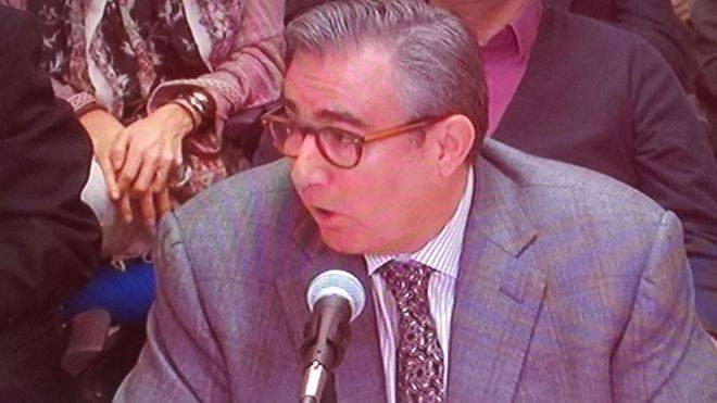 Diego Torres defiende la legalidad de los foros de Balears