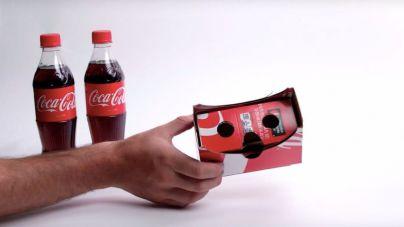 Coca-Cola se sube al carro de las gafas de realidad virtual