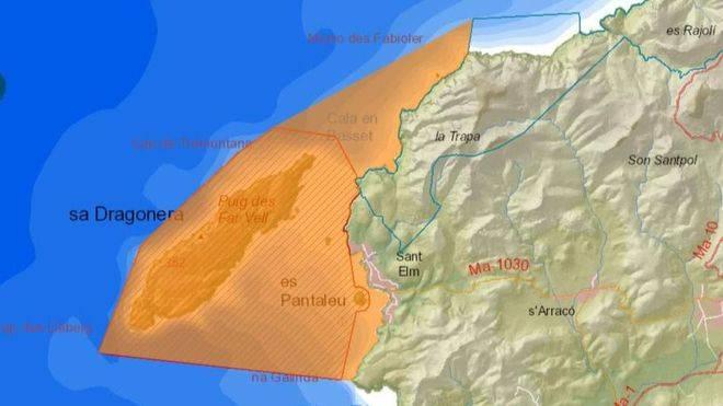 El GOB cuestiona a Medi Ambient por proyectar una reserva marina en la Dragonera
