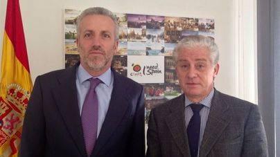 Pedro Homar y Manuel Butler