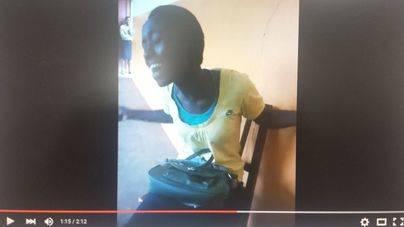 Una joven de Burundi emociona con su Halo de Beyoncé