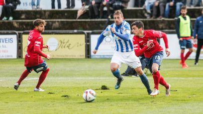 El Atlètic Balears suma un punto en Olot