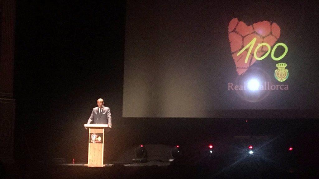 El Mallorca entra en 'modo Centenario' repasando su historia