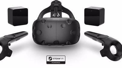 Las gafas de realidad virtual de HTC costarán 900 euros en España