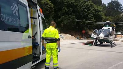 Guerra de ambulancias en Mallorca por un botín de 6 millones