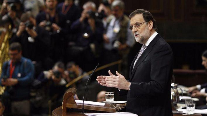 Rajoy desprecia la candidatura de Sánchez