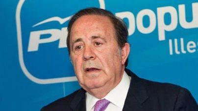 Rodríguez quiere presentarse a la reelección en el PP de Palma