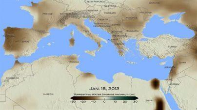 La sequía en Oriente Medio ha sido la peor en 900 años