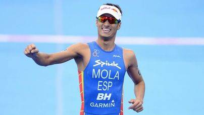 Mola encabeza el equipo español en Abu Dhabi