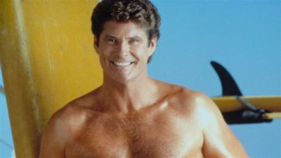 David Hasselhoff estará en el remake de Los vigilantes de la playa