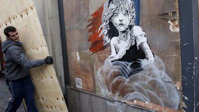 Las matemáticas descubren la identidad de Banksy