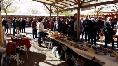 50 artesanos están presentes en la muestra