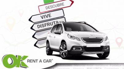 Ok Rent a Car ofrece 150 nuevos puestos de trabajo