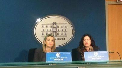 El PP critica que el Govern derogue la ley de Maternidad sin una alternativa