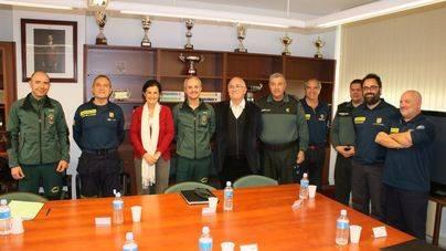 La Guardia Civil llevó a cabo 116 rescates en las montañas de Balears en 2015