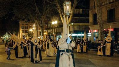 Palma batirá su récord histórico de cofrades en las procesiones