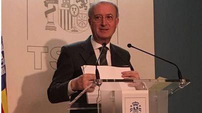 Antoni Terrasa pide ocho juzgados m�s en Balears