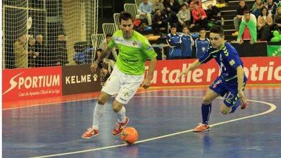 El Palma Futsal se despide de la Copa de España con chaparrón de goles