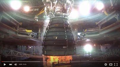 La nave que llevará al hombre a Marte ya está en pruebas