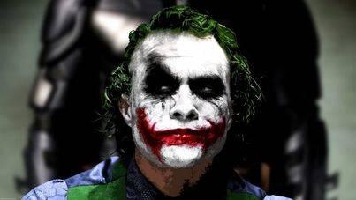 Obama compara al ISIS con el Joker de Heath Ledger en El caballero oscuro