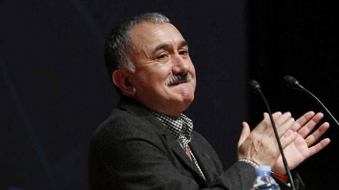 Josep Maria �lvarez es el nuevo secretario general de UGT