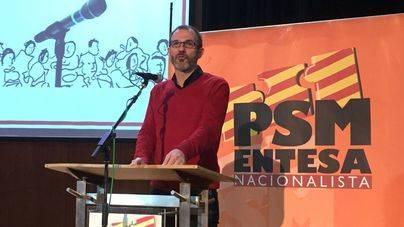 Barceló se retira del frente del PSM destacando el