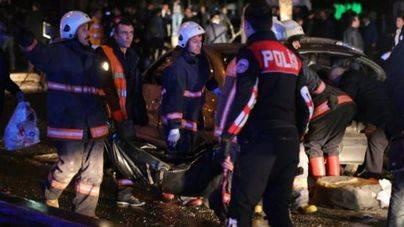 Un atentado en Turquía deja decenas de muertos