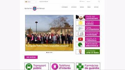 Las mayoría de las webs de los ayuntamientos de Balears suspenden en transparencia