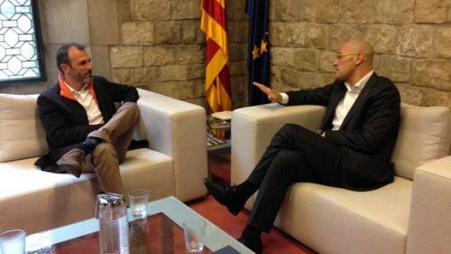 El Govern se ofrece de mediador entre el Estado y Catalunya