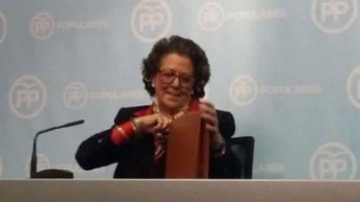 Rita Barberá acepta declarar voluntariamente