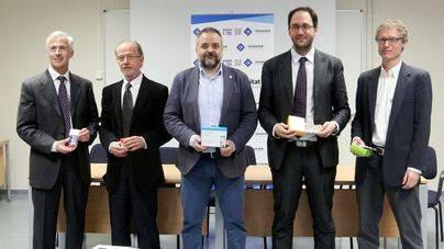 Investigadores de la UIB y CSIC y empresarios