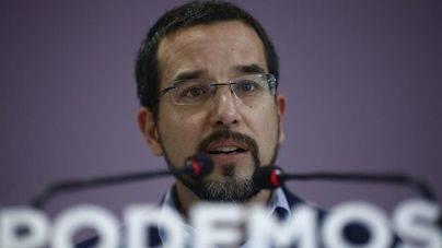Pablo Iglesias cesa al errejonista Sergio Pascual