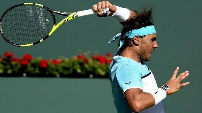 Nadal se abre paso a los octavos de final de Indian Wells