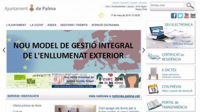 Palma y Calvià son los únicos ayuntamientos de Mallorca que aprueban en transparencia