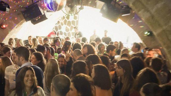 Una de las discotecas que abren sus puertas durante el 'Tardeo'