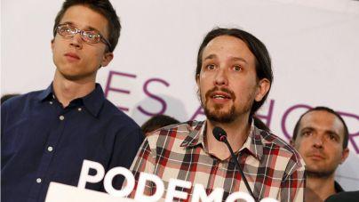 Domènech confirma el malestar de Errejón con Iglesias