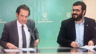 El portavoz de Govern, Marc Pons, ha anunciado la medida
