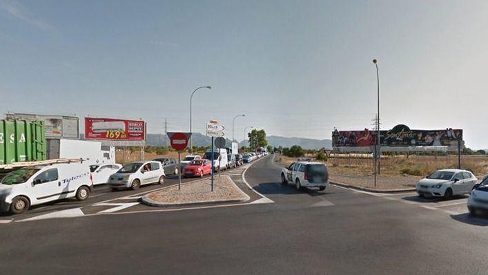 La carretera de Sóller sufrirá restricciones al tráfico desde el lunes al miércoles