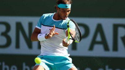 Nadal se cita con Djokovic en la semifinal de Indian Wells