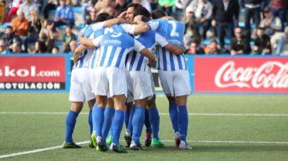 El Atlètic Balears alarga la fiesta ganando al Alcoyano