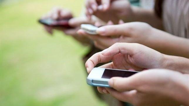 El uso del móvil revela el carácter del indiviudo
