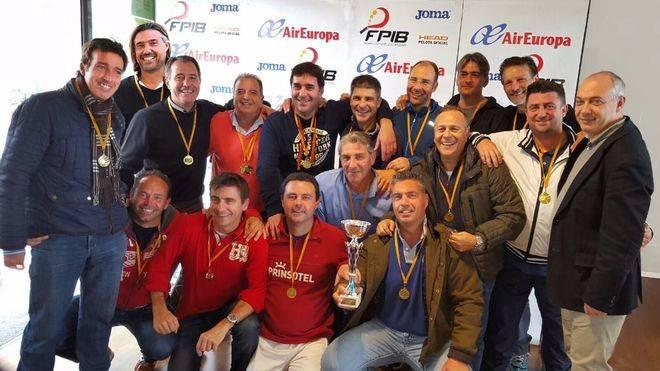 Prinsotel Padel Club se impone en el Campeonato de Mallorca